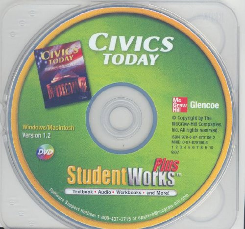9780078791062: Civics Today: Student Works