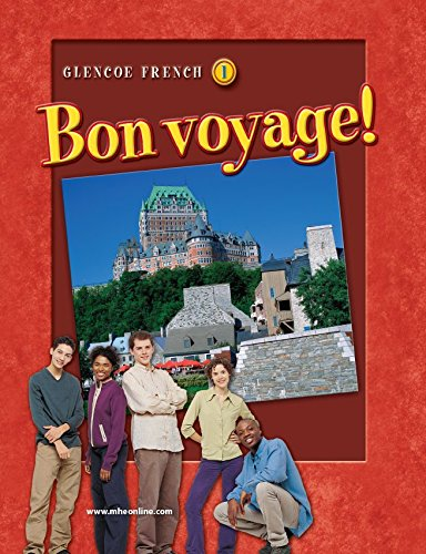 9780078791444: Bon voyage! Level 1, Student Edition (GLENCOE FRENCH)