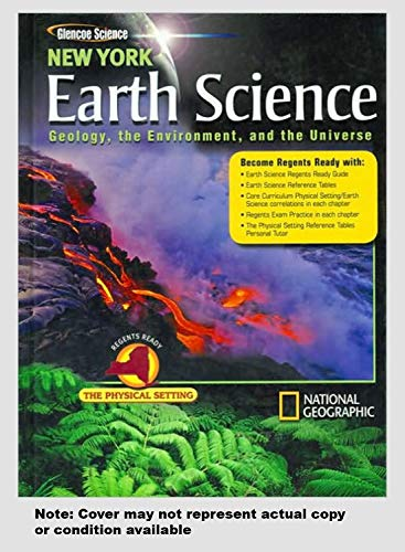 9780078791604: Earth Science: Geology, the Environment, and the Universe (New York)