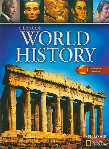 9780078792182: Glencoe World History: New York Edition