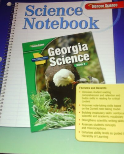 Glencoe Science Georgia Science Grade 7 Science Notebook Teacher Annotated Edition: Glencoe