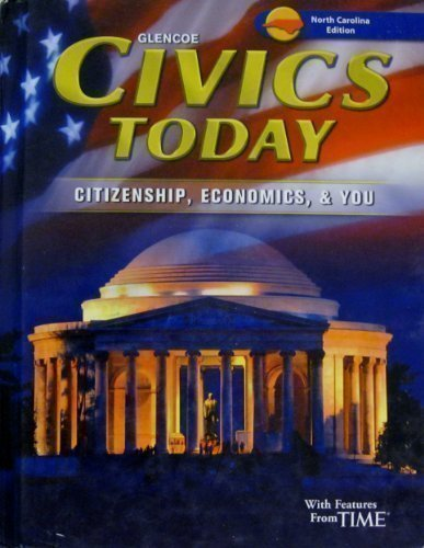 9780078792441: Civics Today:10 Citizenship Econ & You (NC)