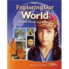 Exploring Our World: People, Places, and Cultures, Teacher Wraparound Edition: Hunkins, Boeham ...