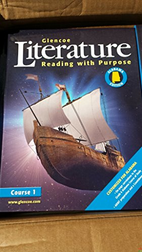 9780078792847: Literature, Reading with Purpose, Course 1 (Alabama Edition)