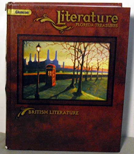 9780078792946: Glencoe Literature Florida Treasures - British Literature