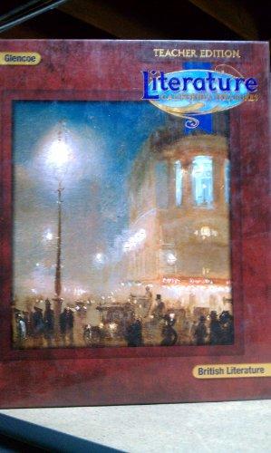 9780078793097: Literature California Treasures Teacher Edition (British Literature)