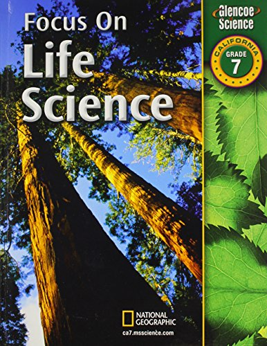 9780078794346: Focus on Life Science California, Grade 7