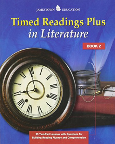 Timed Readings Plus in Literature: Book 2: Jamestown Pubns