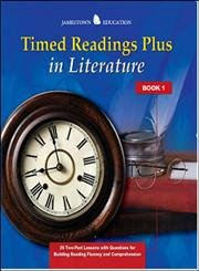 9780078794483: Timed Readings Plus in Literature: Book 3