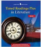 Timed Readings Plus in Literature: Book 6: Jamestown Pubns