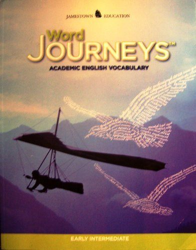 9780078795459: Word Journeys Academic English Vocabulary: Early Intermediate