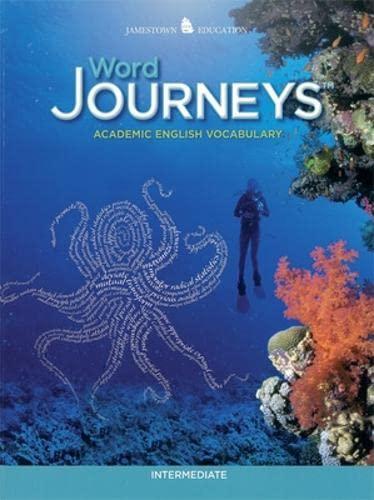9780078795466: Word Journeys: Academic English Vocabulary, Intermediate