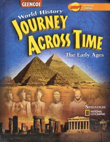 9780078796012: Journey Across Time:Early Ages (TN)