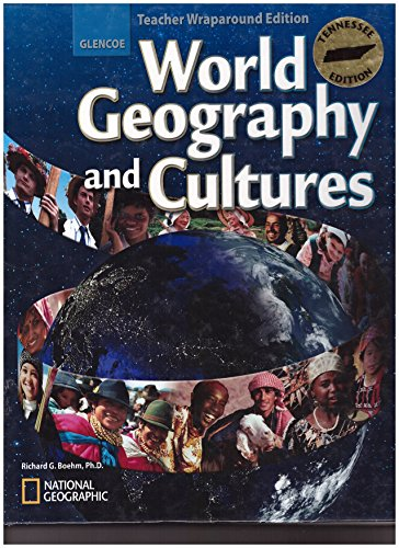 9780078796067: Glencoe World Geography and Cultures, Teacher Wraparound Edition