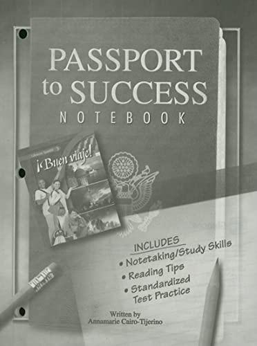 9780078797934: ¡Buen viaje! Level 3, Passport to Success