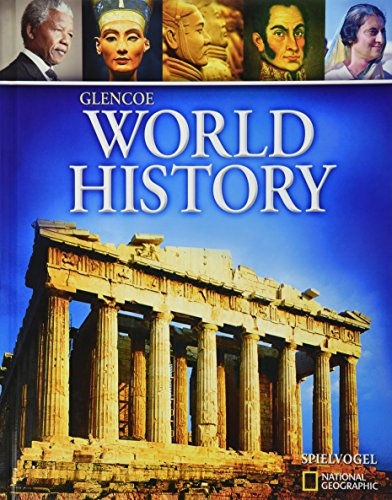 9780078799815: Glencoe World History, Student Edition