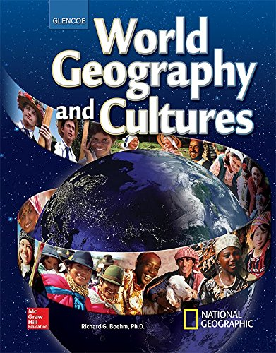 9780078799952: World Geography and Cultures