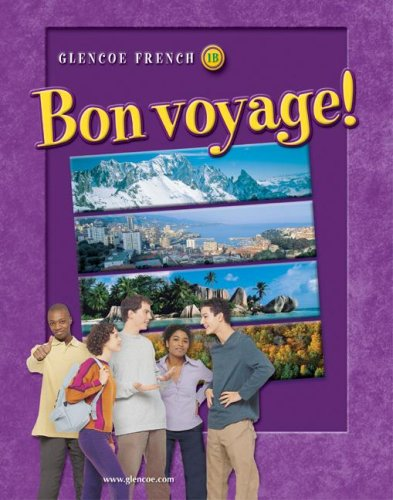 9780078800191: Bon Voyage! Level 1b, Student Edition