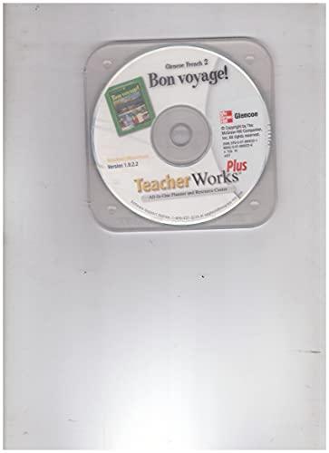Glencoe French 2 Bon voyage Teacher Work PLus: Hill, Glencoe McGraw
