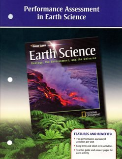 Performance Assessment in Earth Science, National Geographic (Earth Science)