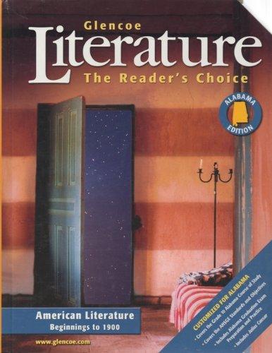 9780078800481: Literature 11 American Lit Beg-1900 (AL)
