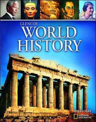 9780078801433: Glencoe World History