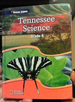 9780078802478: Glencoe Science: Tennessee Science Grade 6