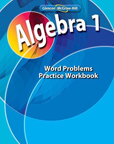 9780078803086: Algebra 1 Word Problem Practice Workbook