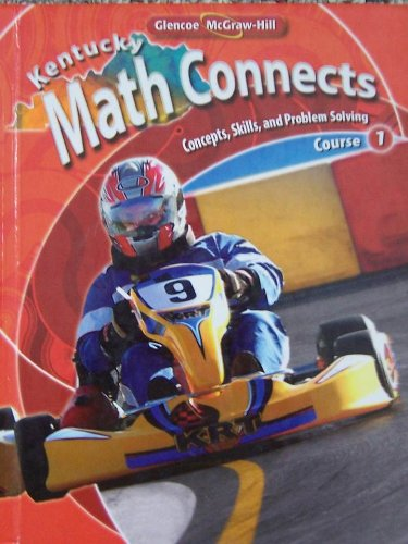 9780078804762: Math Connects Course 1 (Kentucky Edition) (Concepts,Skills,and Problem Solving, Course 1)