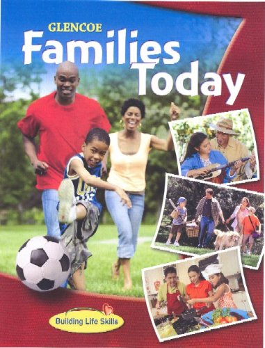 9780078806629: Families Today, Student Edition