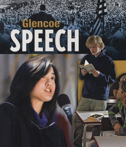 9780078807800: Glencoe Speech, Student Edition (NTC: SPEECH COMM MATTERS)