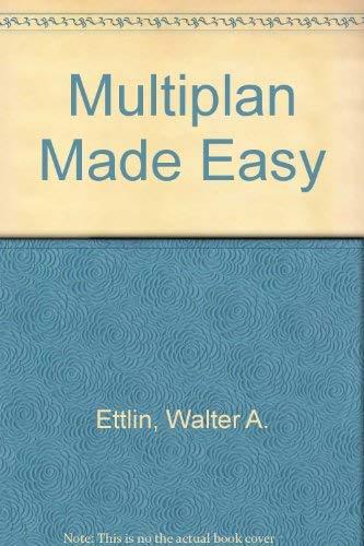 9780078811357: MULTIPLAN MADE EASY.
