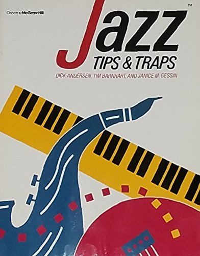 9780078811890: Jazz Tips and Traps W/B 20