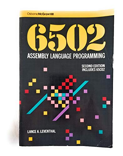9780078812163: 6502 Assembly Language Programming