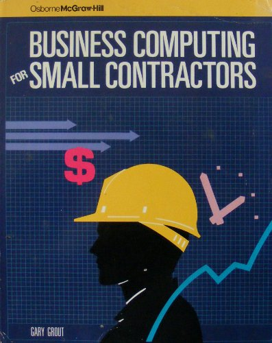 9780078812293: Business Computing for Small Contractors