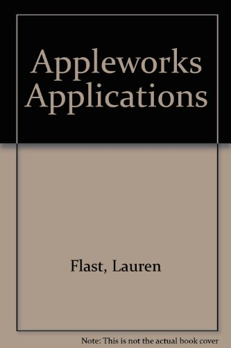 9780078812361: Appleworks Applications