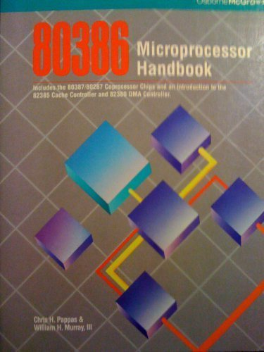 9780078812422: 80386 Microprocessor Handbook