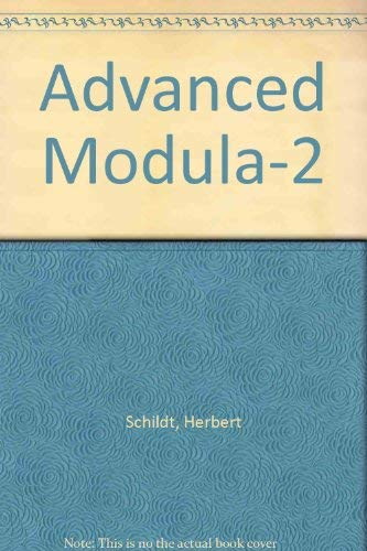 9780078812453: Advanced Modula-2