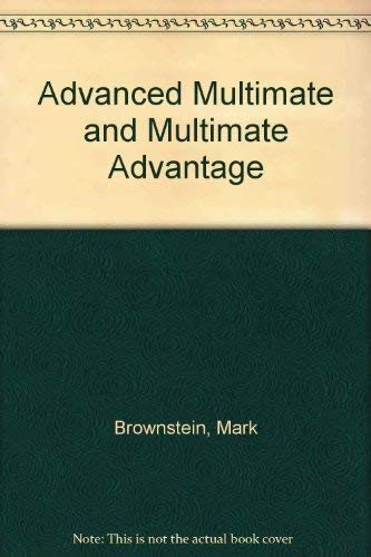 9780078812477: Advanced Multimate and Multimate Advantage