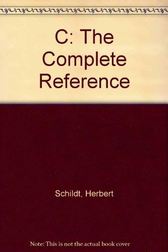 9780078812637: C: The Complete Reference