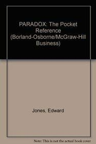 9780078814044: PARADOX: The Pocket Reference (Borland-Osborne/McGraw-Hill Business)