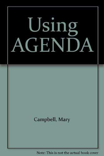 9780078814099: Using AGENDA
