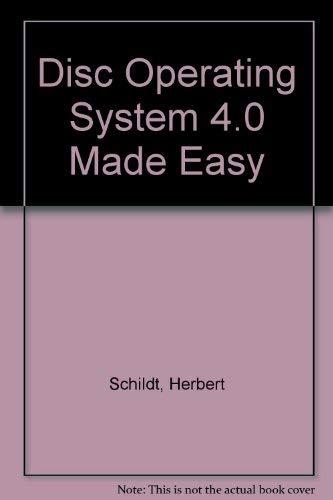 9780078814488: DOS 4 Made Easy