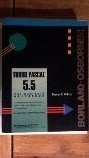 9780078815010: Turbo PASCAL 5.5: Complete Reference