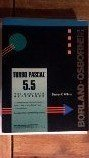 9780078815010: Turbo PASCAL 5.5: Complete Reference (Borland-Osborne/McGraw-Hill programming series)