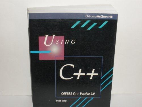 9780078815225: Using C++