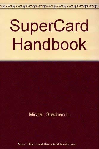 9780078815409: Steve Michel's Supercard Handbook