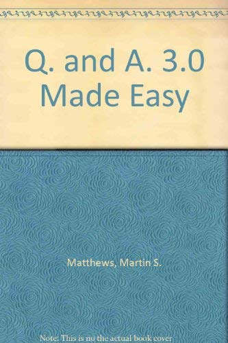 9780078816260: Q and A 3 Made Easy