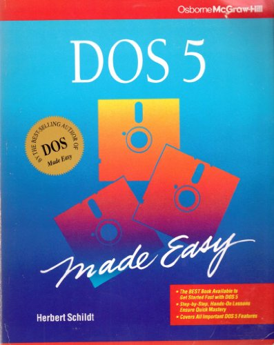 9780078816901: Disc Operating System 5 Made Easy