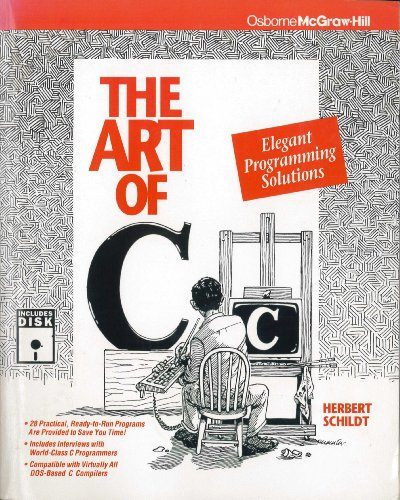 9780078816918: Art of C.: Elegant Programming Solutions (Book and Disk)